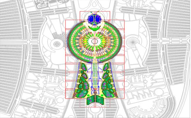 Hotel layout plan dwg file