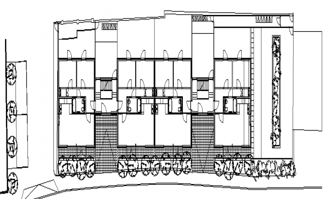 House Project layout plan