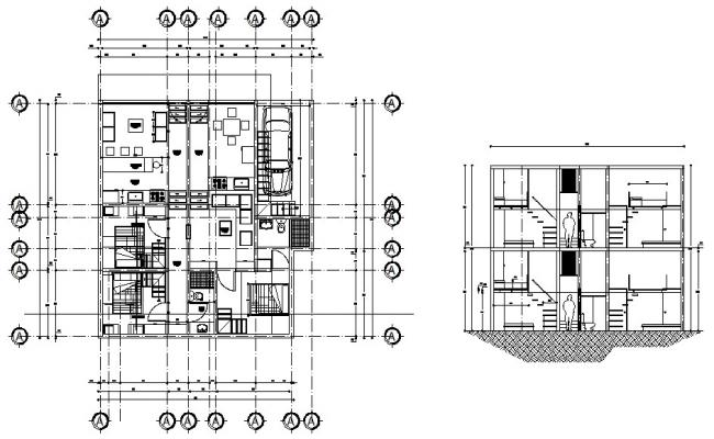 House Plans With Car Parking