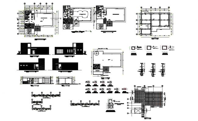 House construction plan tsconstruction details