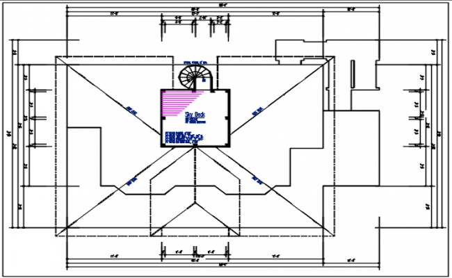 House plan layout view detail dwg file, House plan and design plan layout view detail