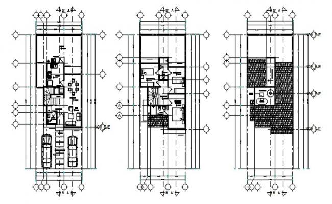 House Plan With Dimensions Details