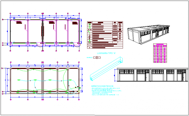 Installation of electrical with amplify better of classroom dwg file