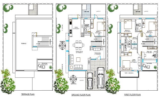 Interior Stairs Design In Duplex House