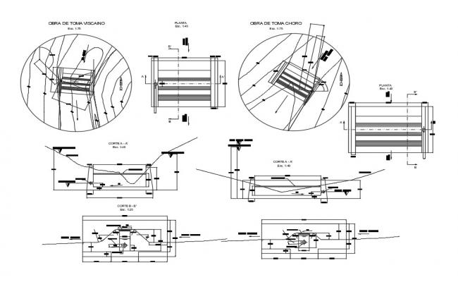 Irrigation System Design In AutoCAD Drawings