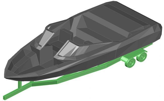 Jet Boat Design