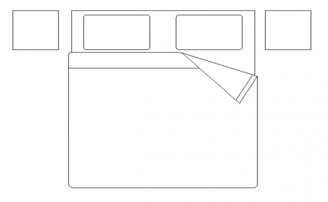 double bed top view. Modren Top Intended Double Bed Top View