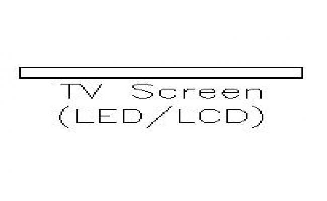 LED TV BLOCKS