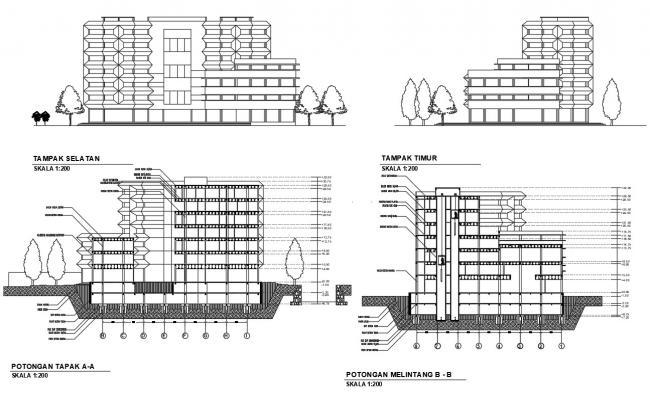Laboratory Architecture Design