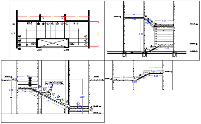 Ladder industrialized system design drawing