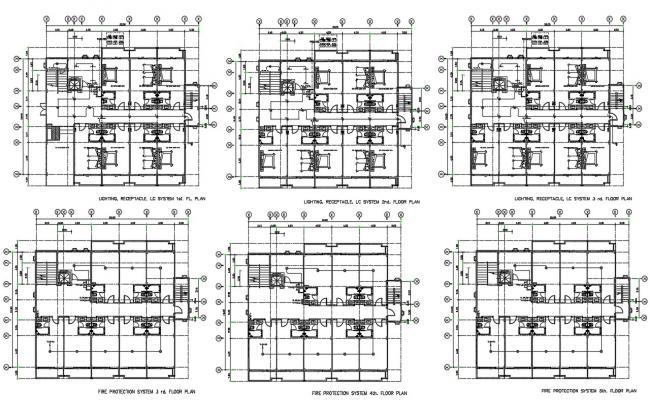 Light fixtures CAD blocks download