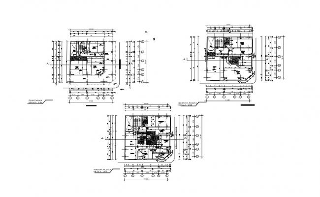 Luxury House Design In AutoCAD File