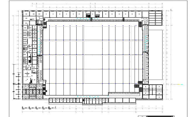 Market equip plan layout file