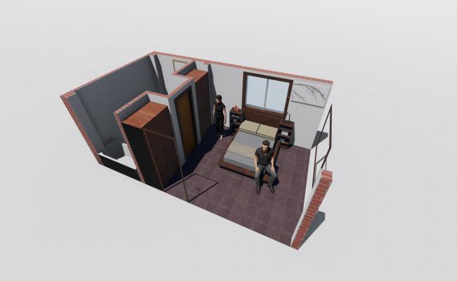 Masterbedroom design