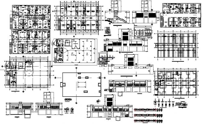 Medical Center  electrical design