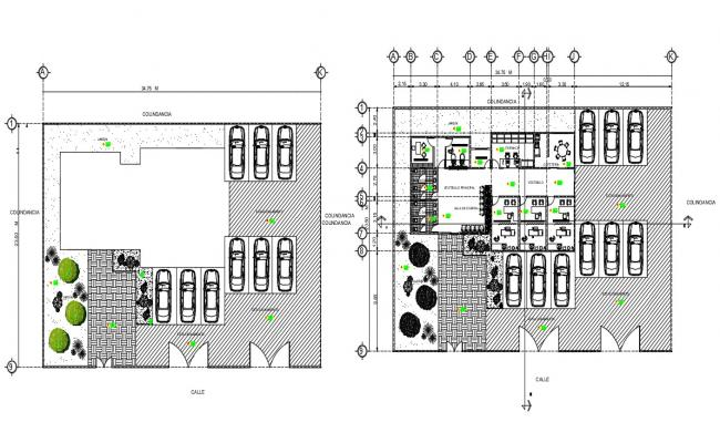 Medical Clinic Project AutoCAD File