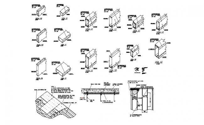 Meltacon ceiling construction cad drawing details dwg file