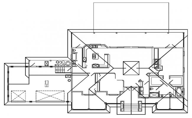 Modern Bungalow Design