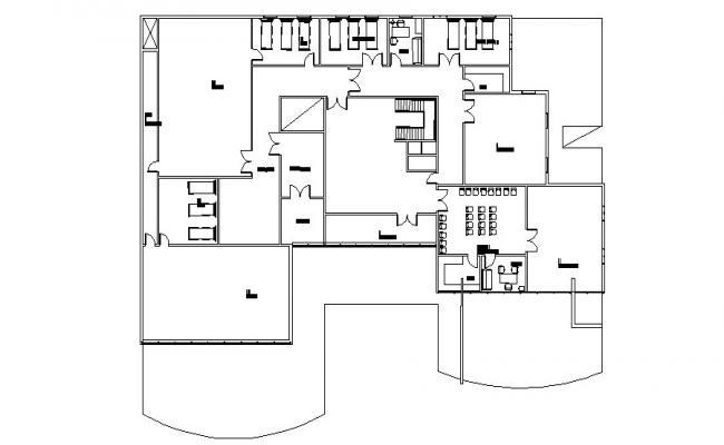 Modern Hospital Design Plans