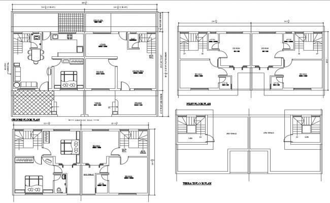 Modern Luxury House Plans