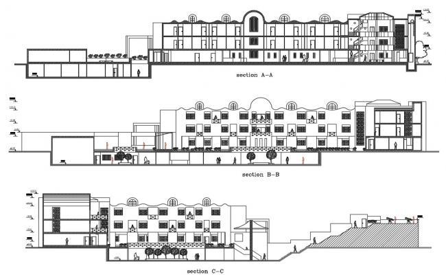 Modern Resort Design Concept
