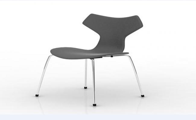 Modern chair design drawing