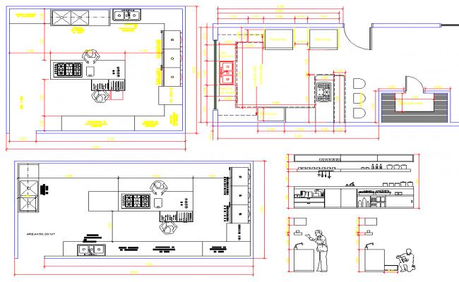 Modular Kitchen Design Details