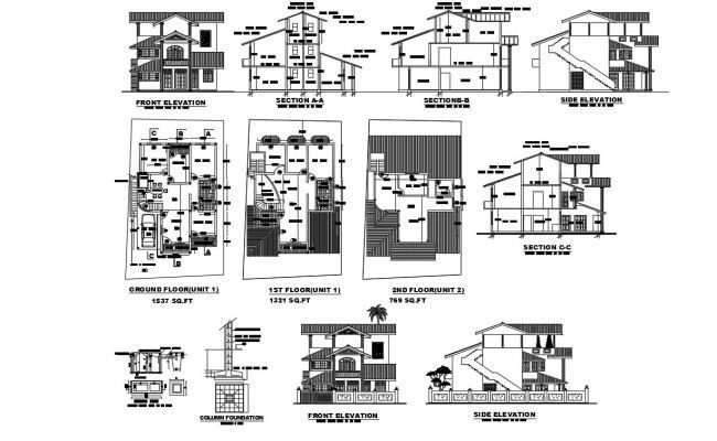 Multifamily Housing Plans