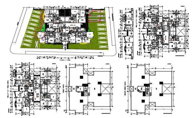 Municipality building project
