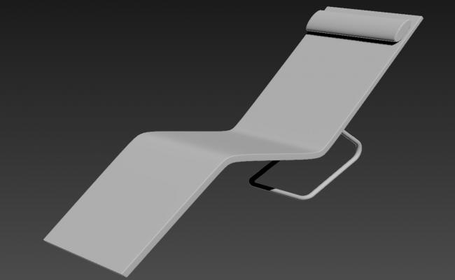 New Style couch 3D MAX File Free Download