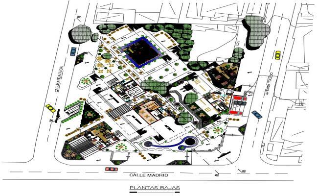 Office Building Design Plans