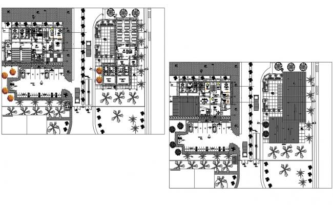 Office Building Floor Layout Plan
