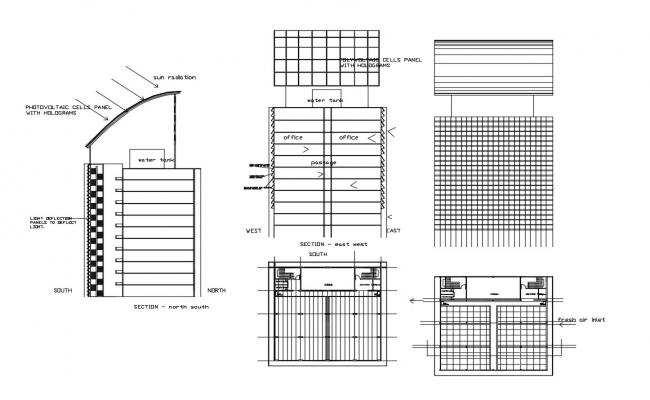 Office Design AutoCAD Free File Download