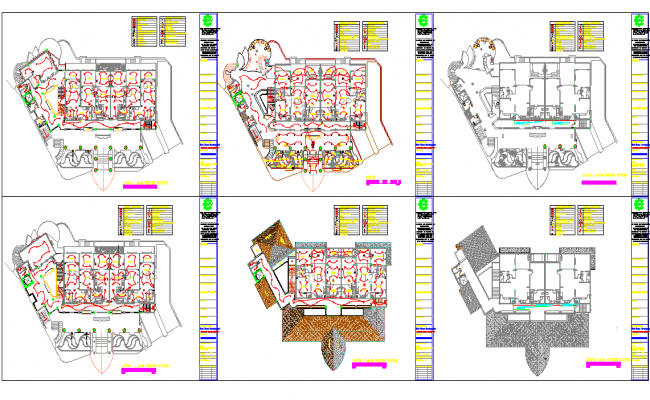 Office Electrical Layout Plan