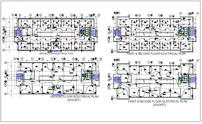 Amazing Electrical Floor Plan Layout Photos - Simple Wiring Diagram ...