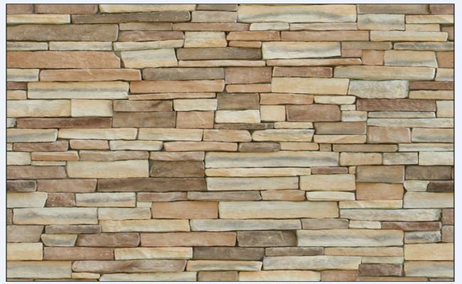Ordinary design of block stone masonry