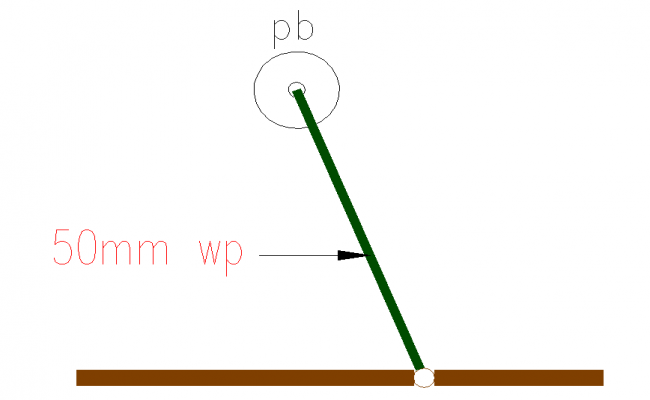 Piping Block Detail in cad Block