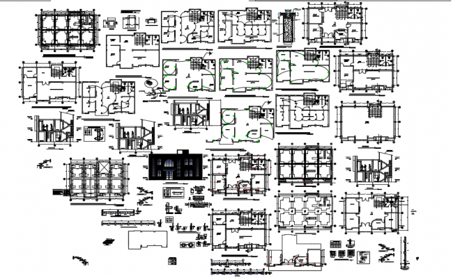 Planning A Full DWG Detail