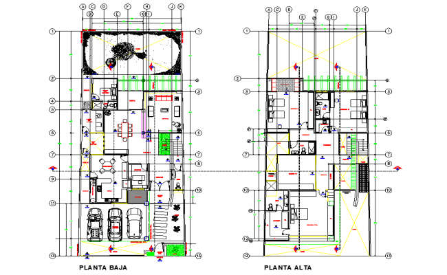 Planning house layout file