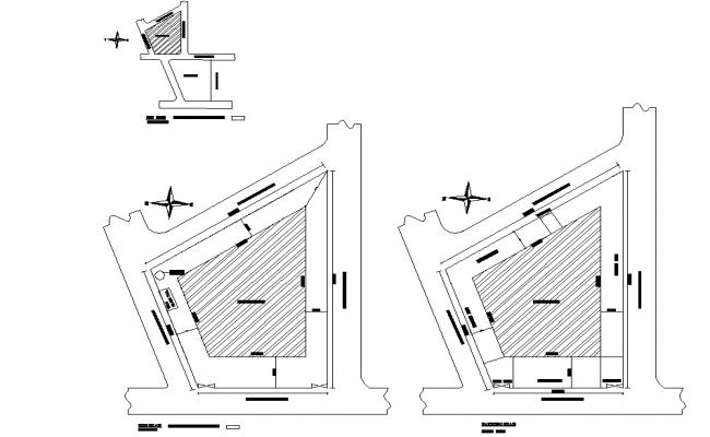 Plot layout plan autocad file