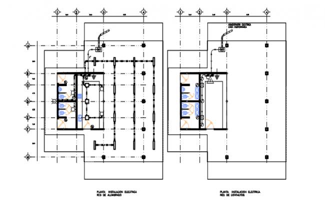 Plumbing Design AutoCAD File