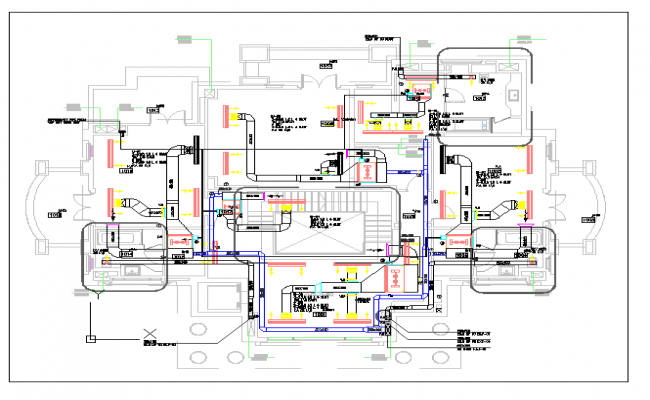 Scintillating house plumbing plan contemporary best idea for Plumbing plans examples
