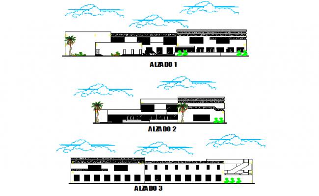 Posh building design concept