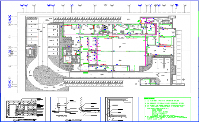 Power Plan First floor plan