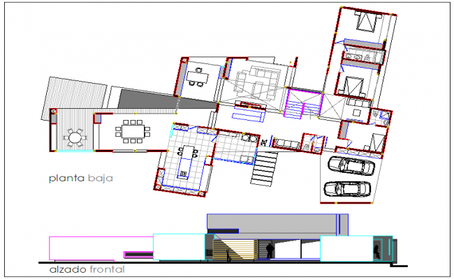 Project design for house