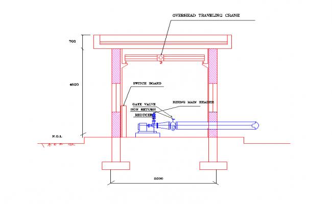 Pumping Machine Detail