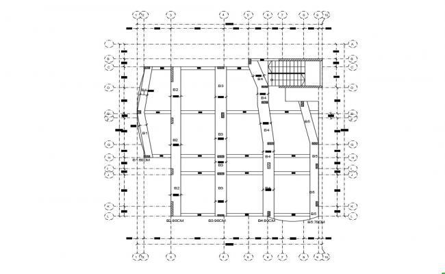 RCC Beam Design Plan