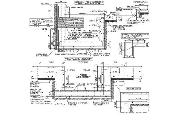RCC Steel Design CAD File