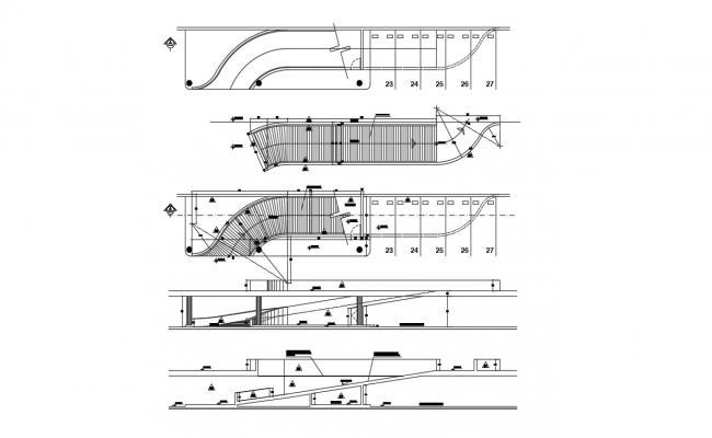 Ramp Plan AutoCAD File