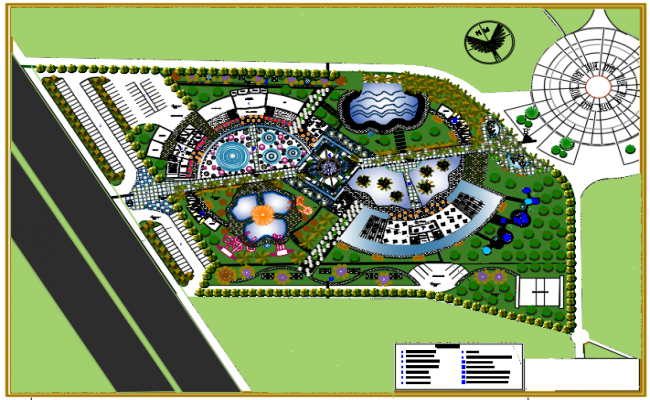 Recreational Waterpark